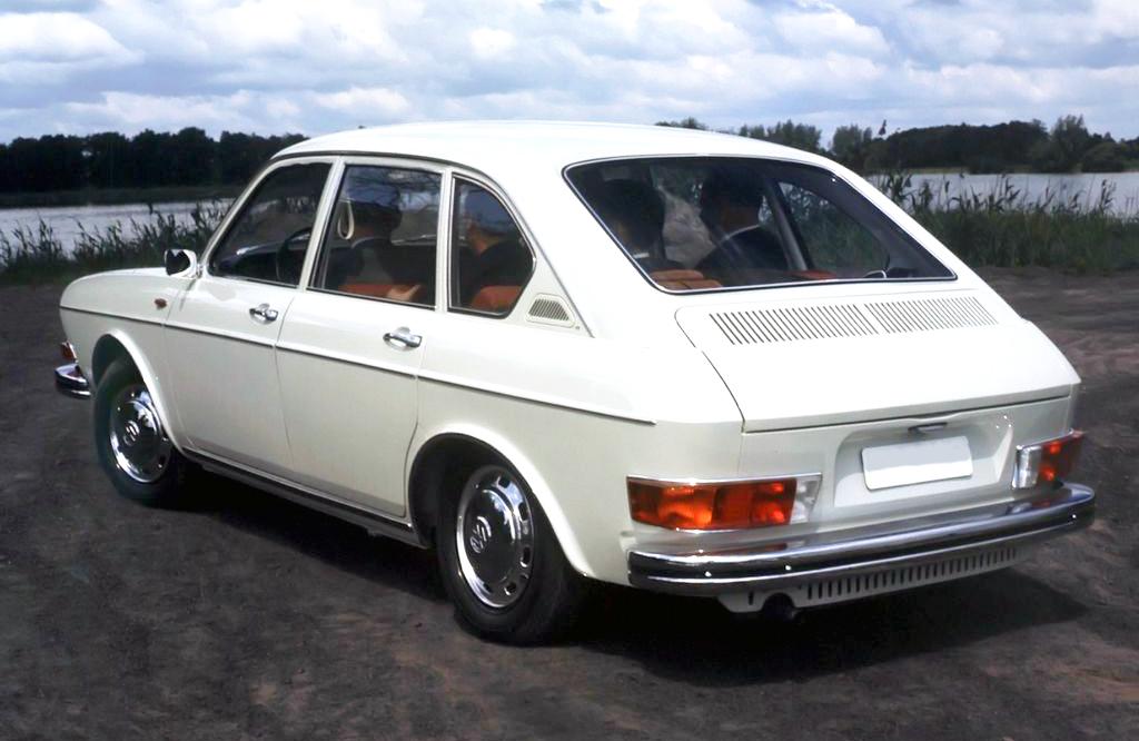 1968 Volkswagen 411