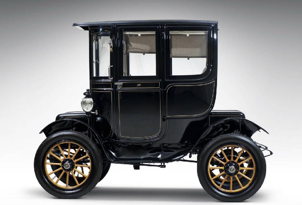 İlk Elektrikli Otomobiller