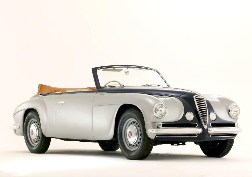 Alfa Romeo 6C 2500  (1947-1952)