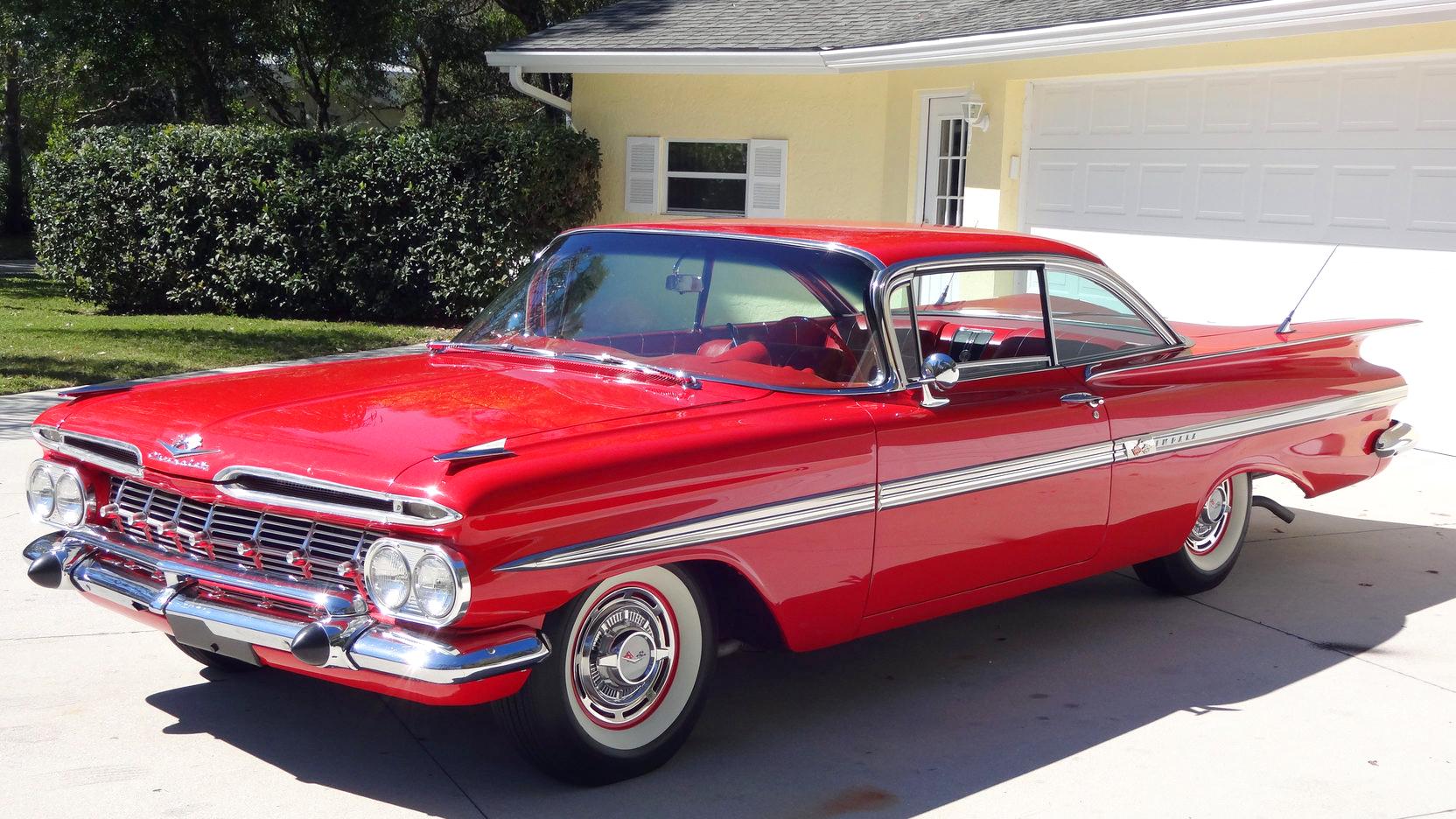 1959 Chevrolet İmpala