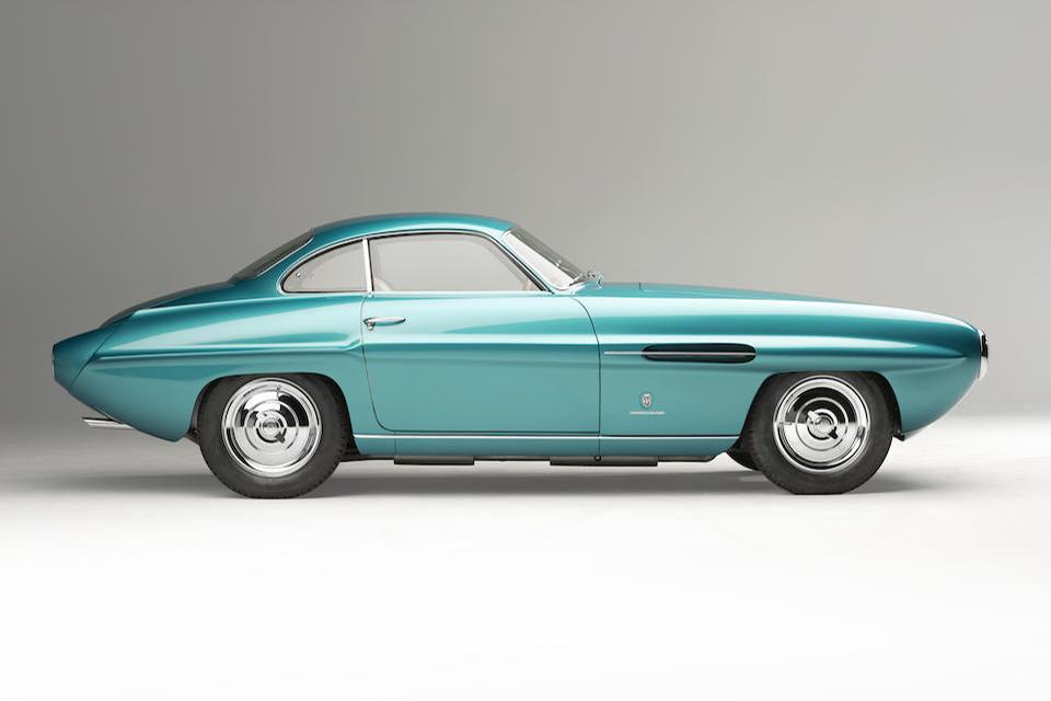 Jet Çağı Sanat Eseri: 1953 Fiat 8V Supersonic