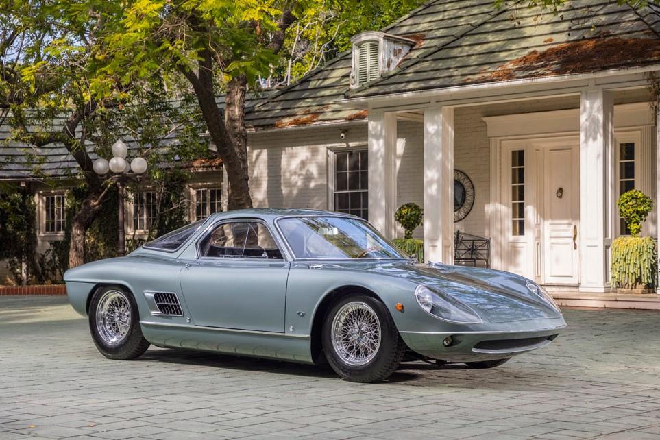 ATS (Automobili Turismo e Sport) 2500 GT – GTS