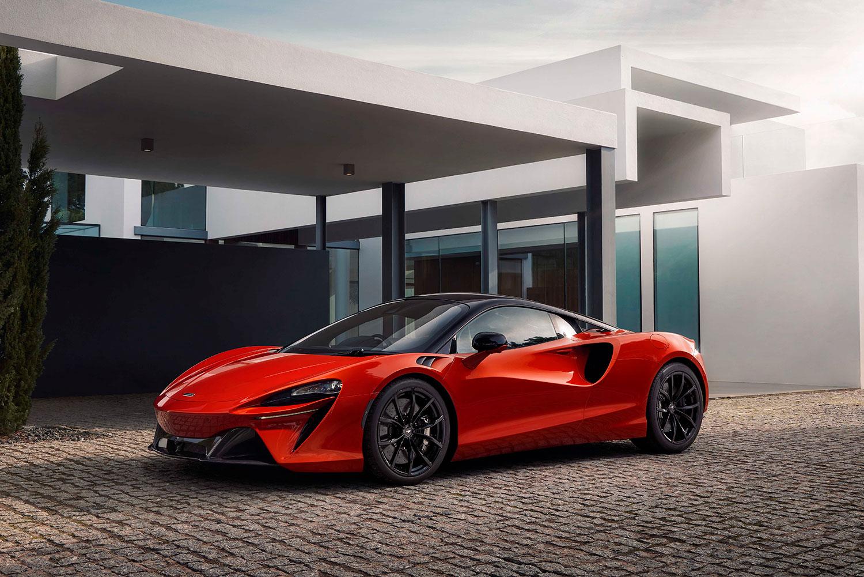 Yeni McLaren Artura